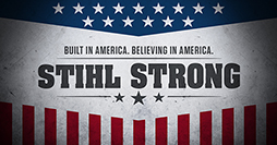 STIHL Strong Video & Song