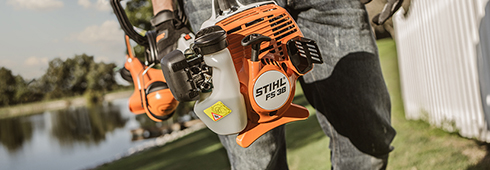 STIHL Trimmer Tips
